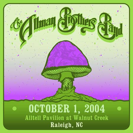 10/01/04 Alltell Pavilion at Walnut Creek, Raleigh , NC