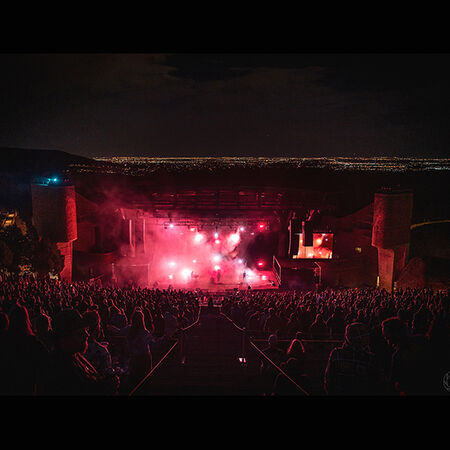 04/25/21 Red Rocks Amphitheatre, Morrison, CO