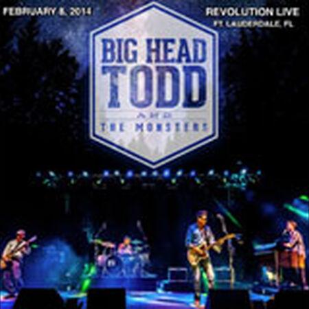 02/08/14 Revolution Live, Ft. Lauderdale, FL