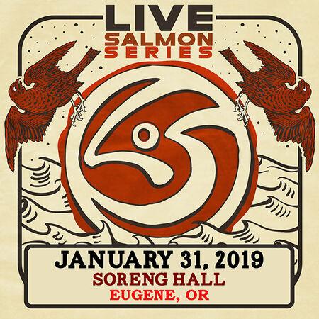 01/31/19 Soreng Hall, Eugene, OR