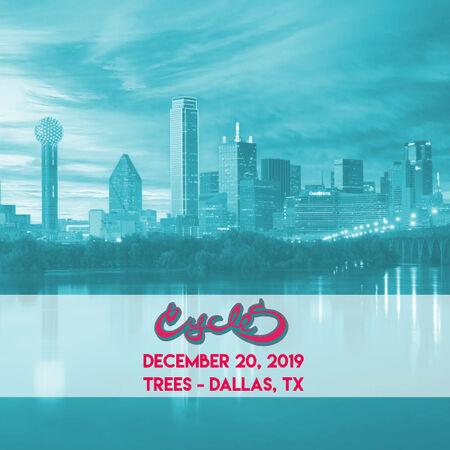 12/20/19 Trees, Dallas, TX