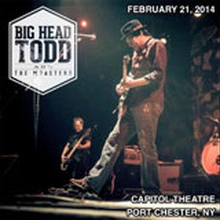 02/21/14 The Capitol Theatre, Port Chester, NY