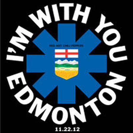 11/22/12 Rexall Place, Edmonton, AB