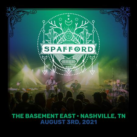 08/03/21 The Basement East, Nashville, TN
