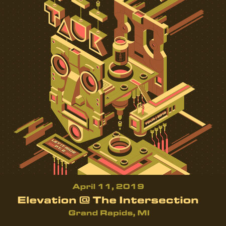 04/11/19 The Elevation Room, Grand Rapids, MI