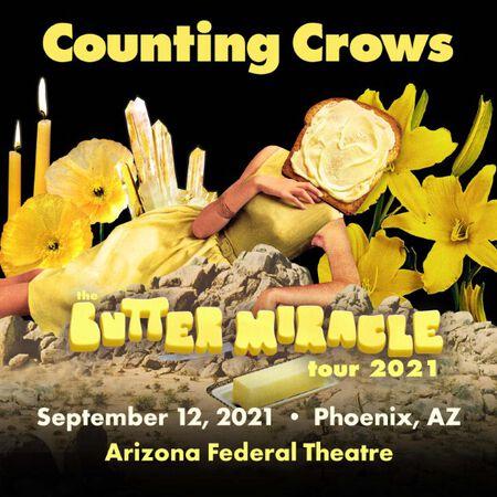 09/12/21 Arizona Federal Theatre, Phoenix, AZ