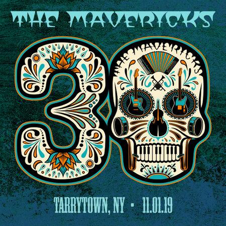11/01/19 Tarrytown Music Hall, Tarrytown, NY