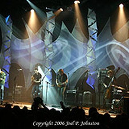 12/30/06 Fillmore Auditorium, Denver, CO