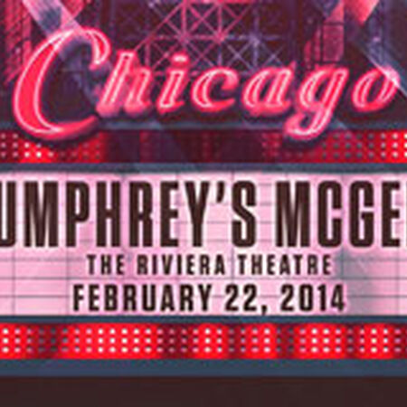 02/22/14 Riviera Theatre, Chicago, IL