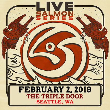 02/02/19 The Triple Door, Seattle, WA