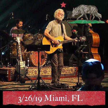 03/26/19 The Fillmore, Miami, FL