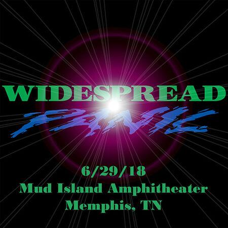 06/29/18 Mud Island Amphitheater, Memphis, TN