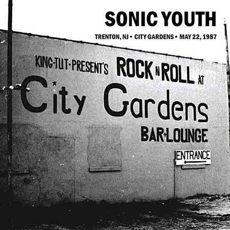 05/22/87 City Gardens, Trenton, NJ