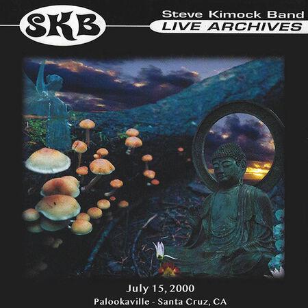 07/15/00 Palookaville, Santa Cruz, CA
