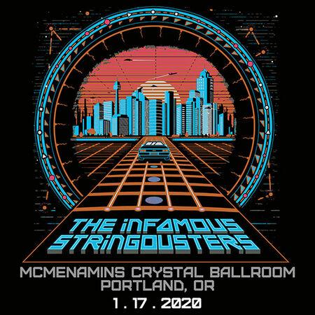 01/17/20 McMenamins Crystal Ballroom, Portland, OR