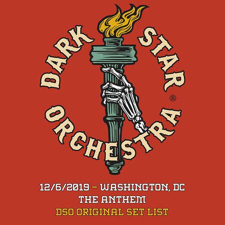 12/06/19 The Anthem, Washington, DC