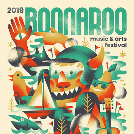 06/15/19 Bonnaroo Music & Arts Festival, Manchester, TN