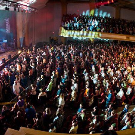 11/25/11 Thomas Wolfe Auditorium, Asheville, NC