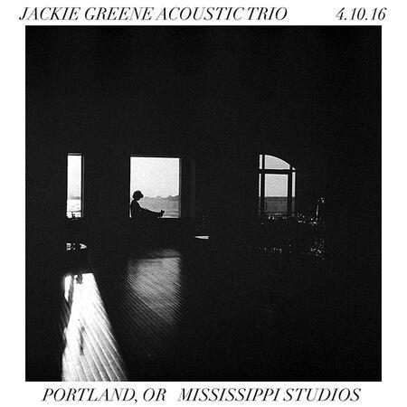 04/10/16 Mississippi Studios, Portland, OR