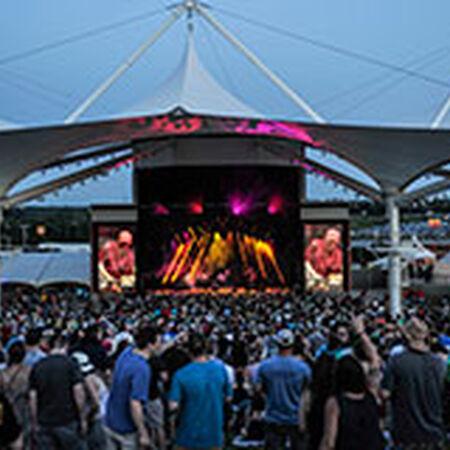 07/17/15 Arkansas Music Pavilion, Rogers, AR