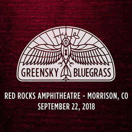 09/22/18 Red Rocks, Morrison, CO