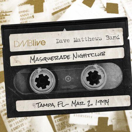 03/02/94 Masquerade Nightclub, Tampa, FL