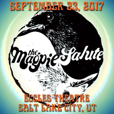 09/23/17 Eccles Theatre, Salt Lake City, UT