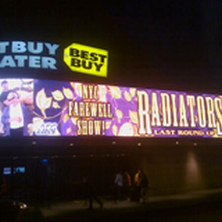 06/03/11 Best Buy Theater, New York, NY