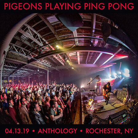 04/13/19 Anthology, Rochester, NY