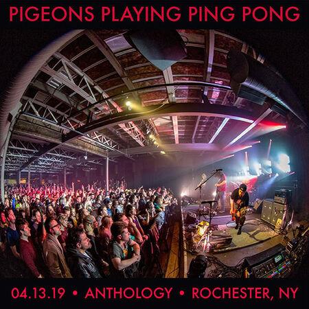 04/13/19 Anthology, Rochester, NY