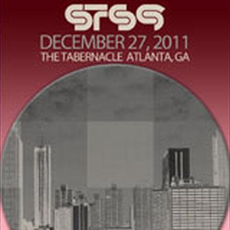 12/27/11 The Tabernacle, Atlanta, GA