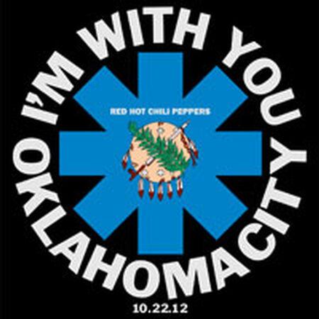 10/22/12 Chesapeake Energy Arena, Oklahoma City, OK