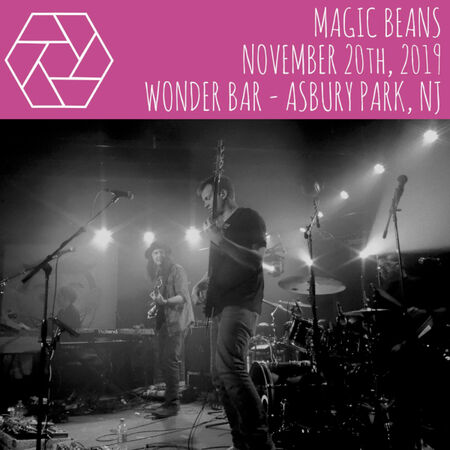 11/20/19 Wonder Bar, Asbury Park, NJ