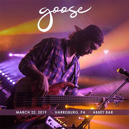 03/22/19 Abbey Bar, Harrisburg, PA