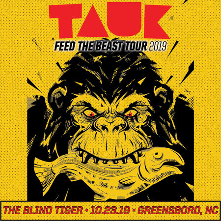 10/23/19 The Blind Tiger, Greensboro, NC