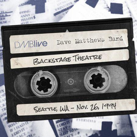 11/26/94 Backstage Theatre, Seattle , WA
