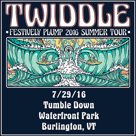 07/29/16 Tumble Down, Burlington, VT