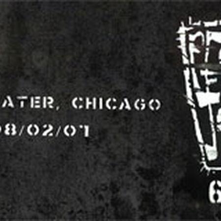 08/02/07 Vic Theatre, Chicago, IL