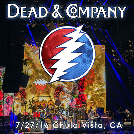 07/27/16 Sleep Train Amphitheatre, Chula Vista, CA