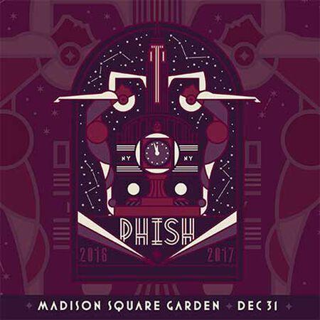12/31/16 Madison Square Garden, New York, NY