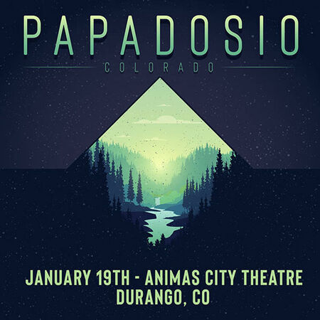 01/19/19 Animas City Theater, Durango, CO