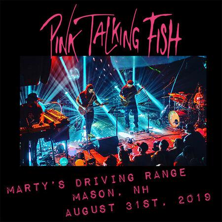 08/31/19 Marty's Driving Range, Mason, NH