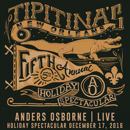 12/17/16 Tipitina's, New Orleans, LA