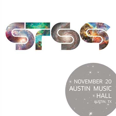 11/20/15 Austin Music Hall, Austin, TX