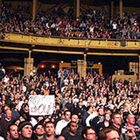 12/08/08 Auditorium Theatre, Chicago, IL