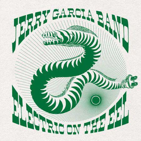 Jerry Garcia Band Eel River