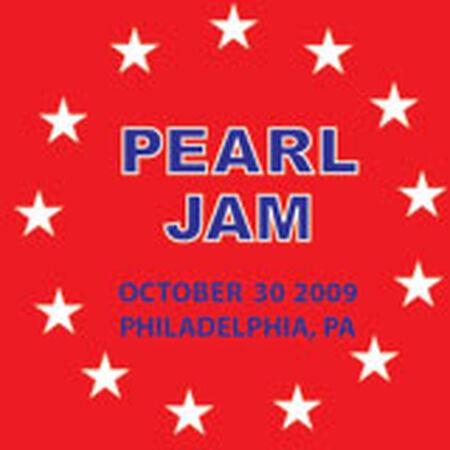 10/30/09 The Spectrum, Philadelphia, PA