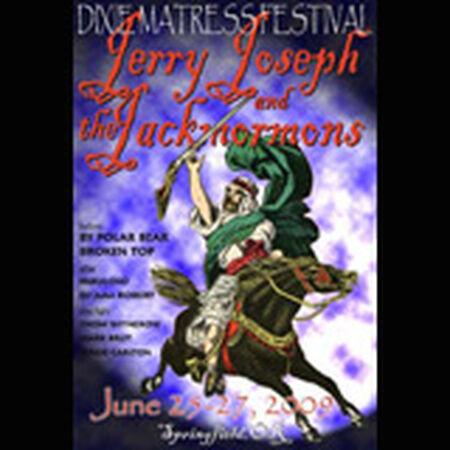 06/27/09 Dixie Mattress Festival, Springfield, OR