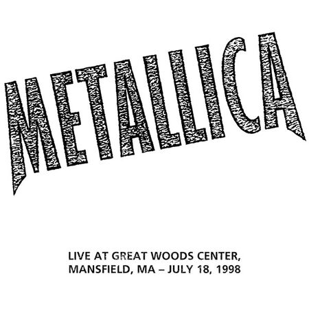 07/18/98 Great Woods Center, Mansfield, MA
