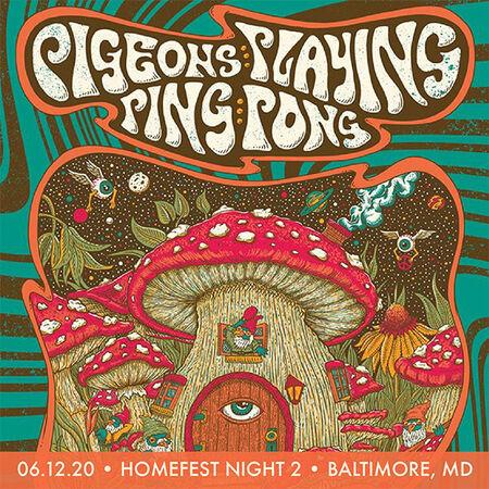 06/12/20 Homefest Night 2, Baltimore, MD
